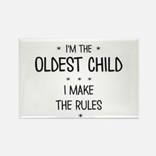 OLDEST CHILD 3 Magnets