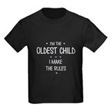 The rules Kids T-shirts (Dark)