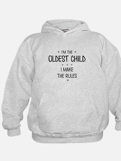 OLDEST CHILD 3 Hoodie