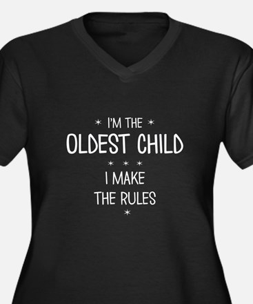 OLDEST CHILD 3 Plus Size T-Shirt