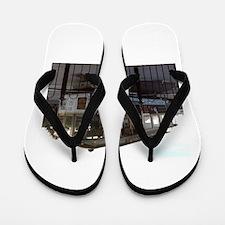 San Francisco Trolley Flip Flops