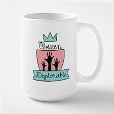 Queen Deplorable - Adorable Deplorable Mugs