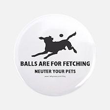 """Neuter Your Pets 3.5"""" Button"""
