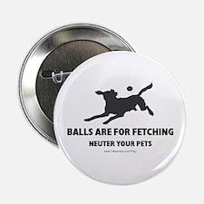"""Neuter Your Pets 2.25"""" Button (10 pack)"""