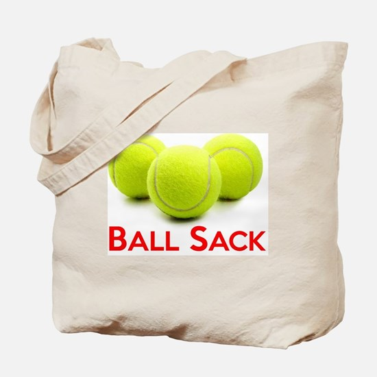 Tennis Ball Sack Tote Bag