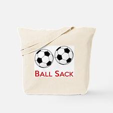 Soccer Ball Sack Tote Bag