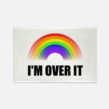 Over It Rainbow Magnets