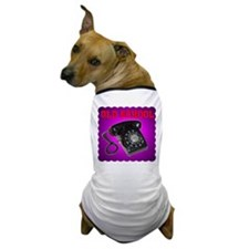 Cute Phone Dog T-Shirt