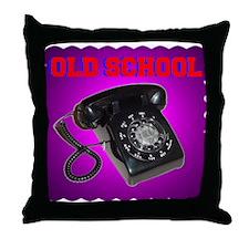 Cute Phone Throw Pillow