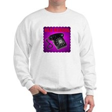 Cute Phone Sweatshirt