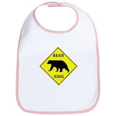 Bear Crossing Bib