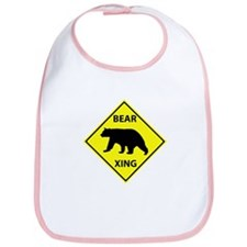 Bear Crossing Bib