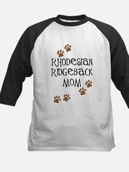 Ridgeback Mom Kids Baseball Jersey