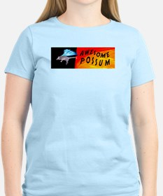Flying Awesome Possum T-Shirt