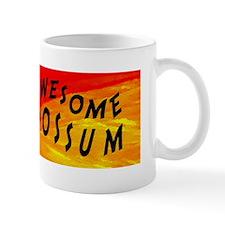 Flying Awesome Possum Mug