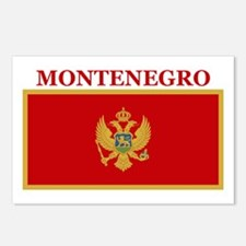 Montenegro Products Postcards (Package of 8)