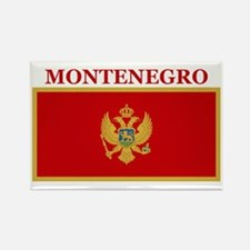 Montenegro Products Rectangle Magnet