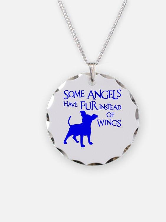 ANGEL DOG Necklace