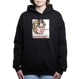 Hillary pinocchio Hooded Sweatshirt