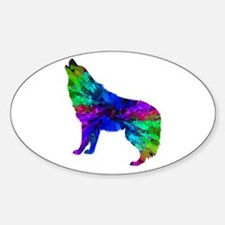 HOWL Decal