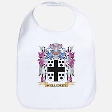 Wellesley Coat of Arms - Family Crest Bib