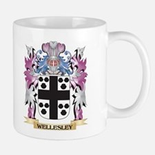 Wellesley Coat of Arms - Family Crest Mugs