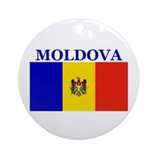 Moldowa Products Ornament (Round)
