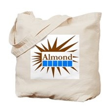 The Great Almond Tote Bag