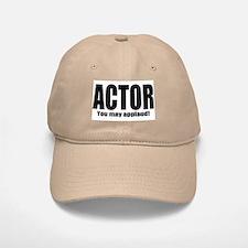 "ThMisc ""Actor"" Baseball Baseball Cap"