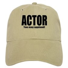 "ThMisc ""Actor"" Baseball Cap"
