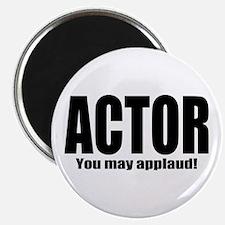 "ThMisc ""Actor"" Magnet"