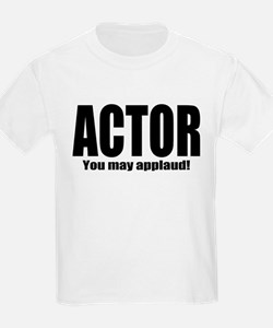 "ThMisc ""Actor"" T-Shirt"