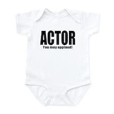 "ThMisc ""Actor"" Infant Bodysuit"