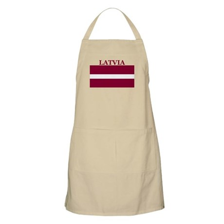 Latvia Products BBQ Apron