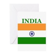 India Products Greeting Cards (Pk of 10)
