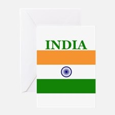 India Products Greeting Card