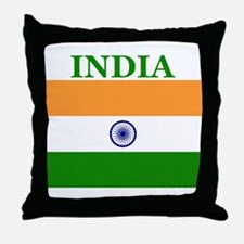 India Products Throw Pillow