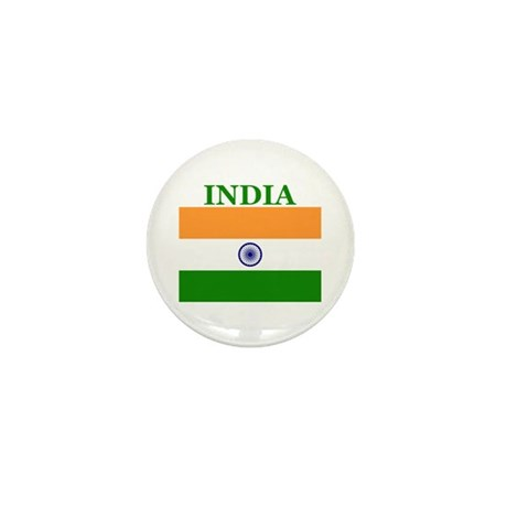 India Products Mini Button (100 pack)
