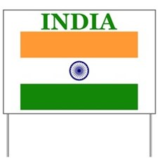 India Products Yard Sign