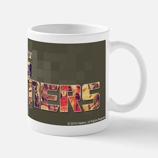 Transformers Logo Mug