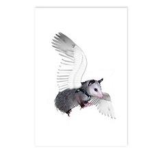 Angel Possum Postcards (Package of 8)