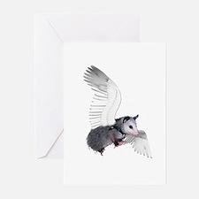 Angel Possum Greeting Cards (Pk of 10)