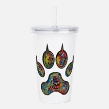 CLAWS Acrylic Double-wall Tumbler