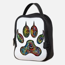 CLAWS Neoprene Lunch Bag
