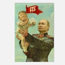 Cool Politics Postcards (Package of 8)