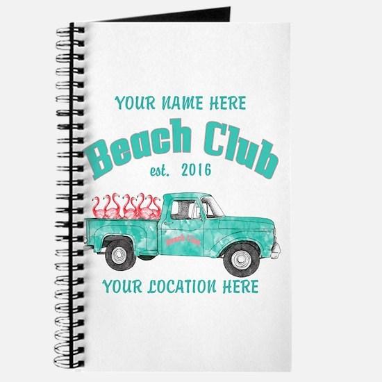 Flamingo Beach Club Journal