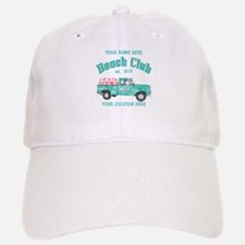 Flamingo Beach Club Baseball Baseball Baseball Cap