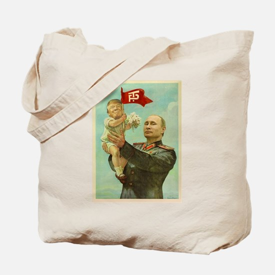 babytrump Tote Bag