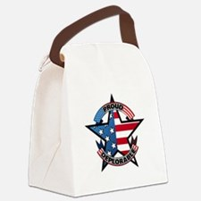 Proud Deplorable Canvas Lunch Bag