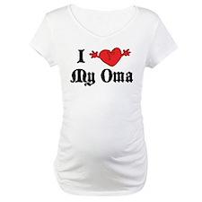 I Love My Oma Shirt